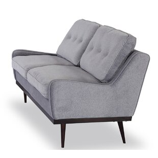 Price comparison Agustin Loveseat by Corrigan Studio Reviews (2019) & Buyer's Guide