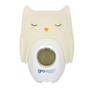 The Gro Company Egg Orla the Owl Shell Night Light