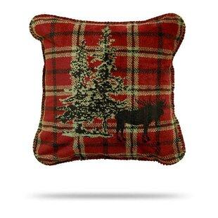 Check Plaid Christmas Throw Pillows Youll Love Wayfair