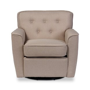 Kleopatros Swivel Armchair