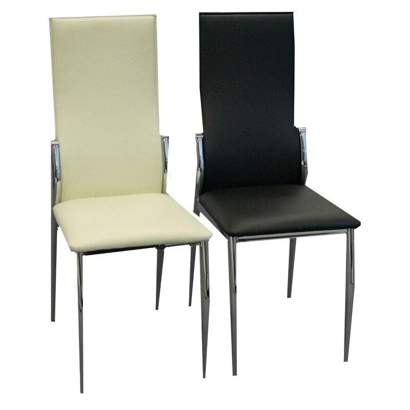 Orren Ellis Lloshi Upholstered Parsons Chair