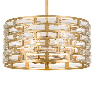 Everly Quinn Geib 6-Light Pendant