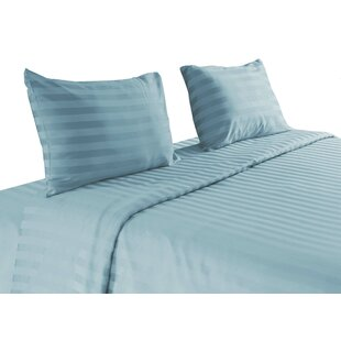 500 Thread Count 100 % Egyptian Quality Cotton Sheet Set by Royal Sateen Discount
