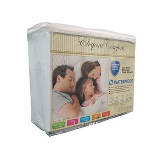 Read Reviews Hypoallergenic Waterproof Mattress Protector ByELEGANT COMFORT