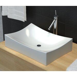 Home Etc 65 cm Aufsatzwaschbecken