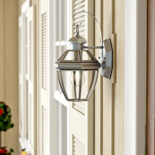 Carlisle 1-Light Outdoor Wall Lantern