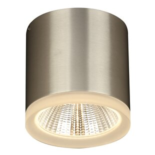 Ebern Designs Melksham LED Outdoor Flush Mount