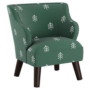Straube Modern Kids Club Chair