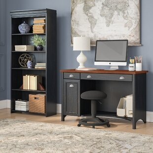 Price comparison Carroll 2 Piece Desk Office Suite By Darby Home Co