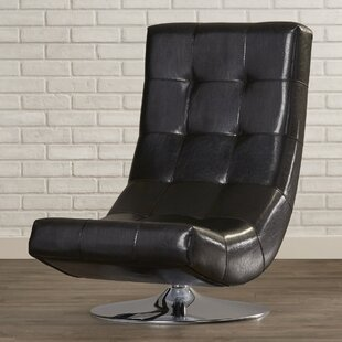 Orren Ellis Ober Swivel Lounge Chair