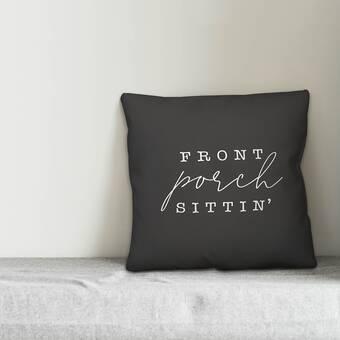 Hashtag Home Caraway Cotton Throw Pillow Reviews Wayfair