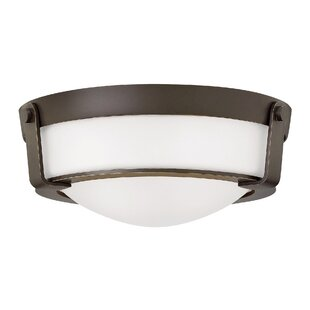 Hinkley Lighting Hathaway 2-Light Flush Mount