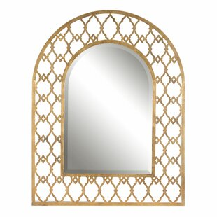 House of Hampton Tynemouth Broyles Accent Mirror
