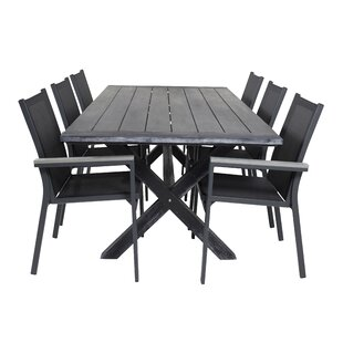 Review Dhairya 6 Seater Dining Set