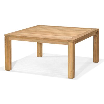 Eady Solid Wood Dining Table by Highland Dunes Today Only Sale
