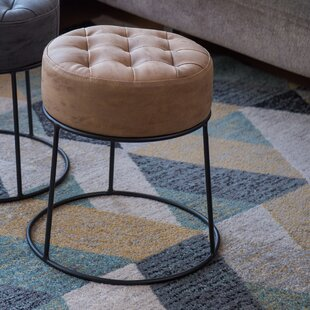 Surprising Steadham Stackable Footstool Tufted Ottoman Inzonedesignstudio Interior Chair Design Inzonedesignstudiocom