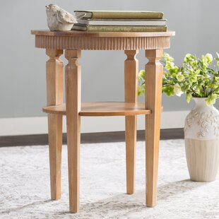 One Allium Way Fontaine End Table
