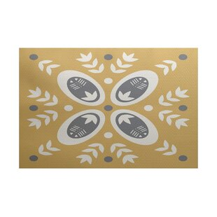 Mazee Beige Indoor/Outdoor Area Rug