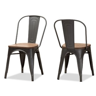 Williston Forge Stacie Dining Chair (Set of 2)