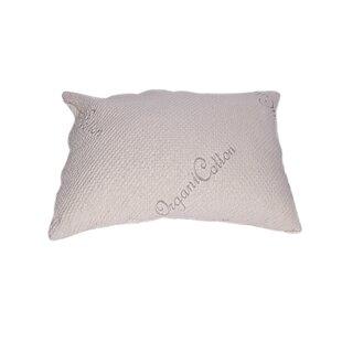 Alwyn Home Grabill Fiber/Dunlop Latex Queen Pillow