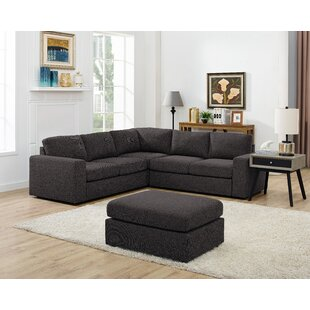 Gosnell Reversible Modular Sectional with Ottoman
