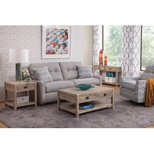 Rosecliff Heights Herrington 3 Piece Coffee Table Set