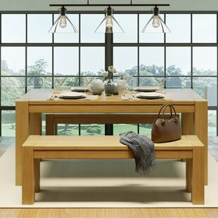 Artefama Kubo Wood Bench