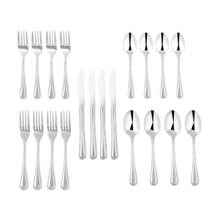 Ruzicka 20-Piece Flatware Set, Service for 4