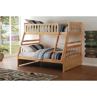 Rosemarie Twin Over Full Bed by Harriet Bee Today Sale Only