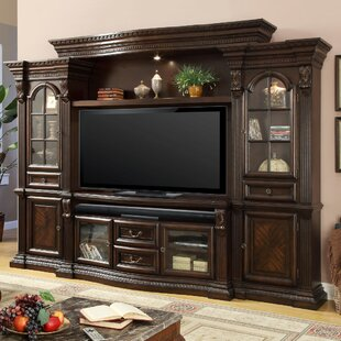 Inexpensive Friedlander Entertainment Center for TVs up to 65 by Darby Home Co Reviews (2019) & Buyer's Guide
