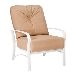 Fremont Patio Chair with Cushions by Woodard