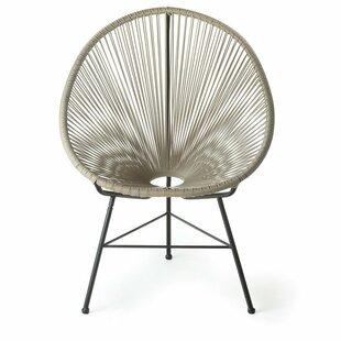 Ivy Bronx Bradley Papasan Outdoor Chair (..