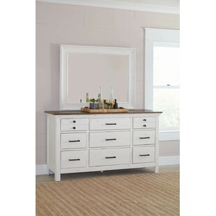 Stilwell 9 Drawer Double Dresser