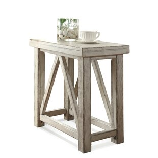 Pamphile Rectangular End Table by Lark Manor