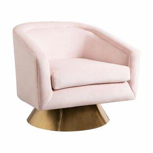 Dayne Swivel Barrel Chair