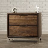 Gibson 2 Drawer Nightstand by Foundry Select