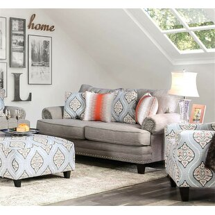 Shop Mclaughlin Loveseat by Canora Grey