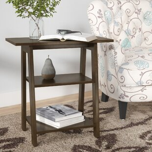 Crank Chairside End Table by Winston Porter