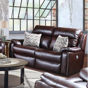Ribbon Reclining Loveseat Southern Motion