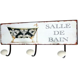 Salle De Bain Wall Hook By Lily Manor