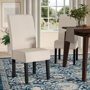 Merrin T-Stitch Upholstered Di...