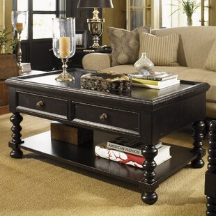 Tommy Bahama Home Kingstown Coffee Table with Storage