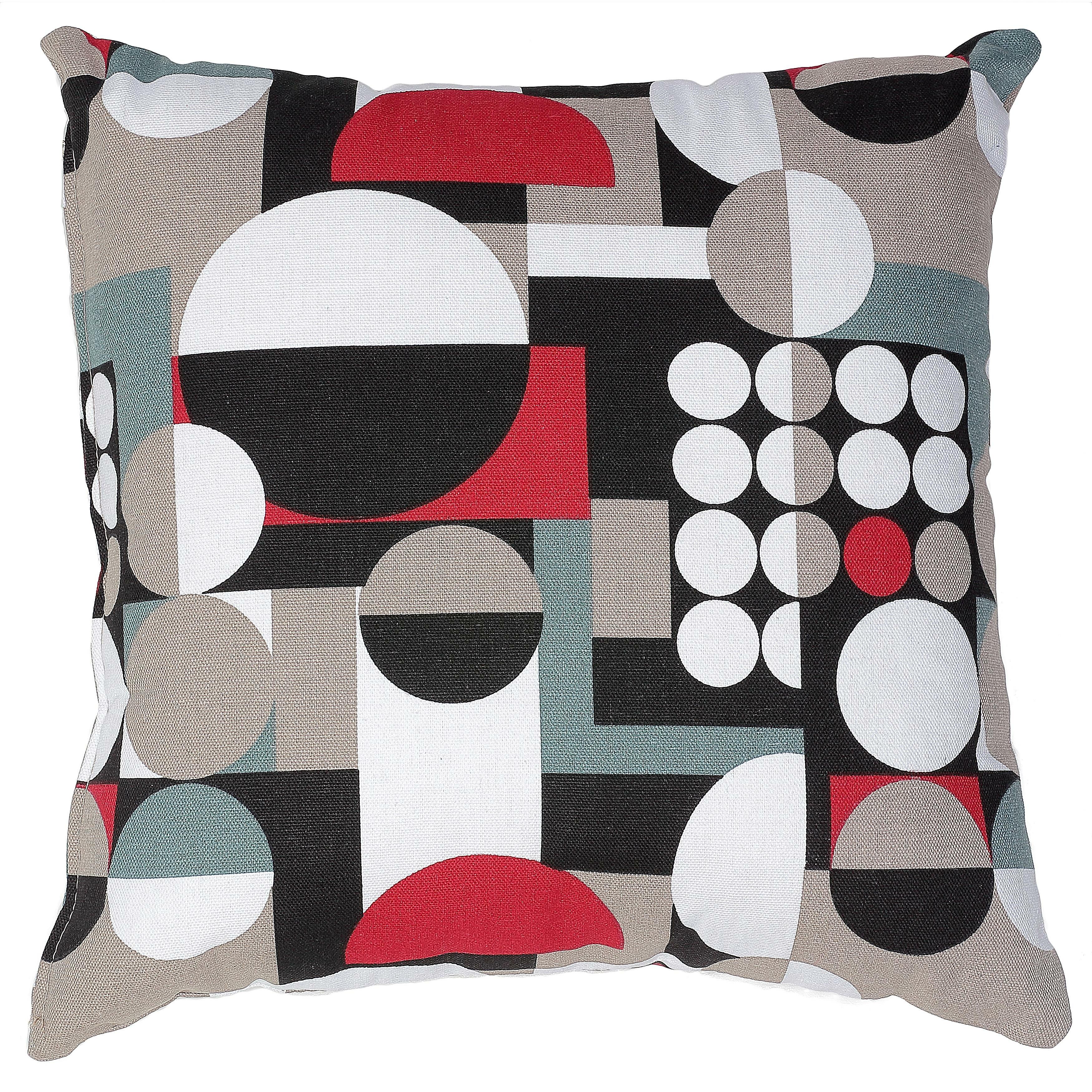 Cortesi Home Mondo Geometric Accent Throw Pillow Wayfair