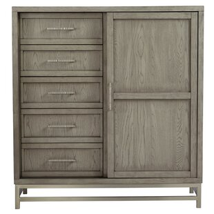 Osgood 5 Drawers Gentleman's Chest