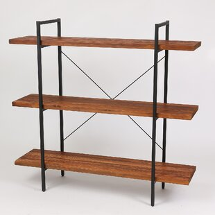 Gracie Oaks Carnearney Etagere Bookcase