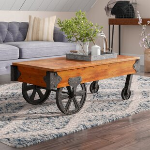 Gentil Hardrigg Cart Coffee Table