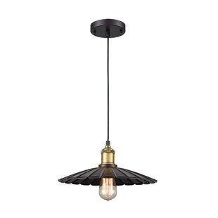 Williston Forge Close 1-Light Novelty Pendant