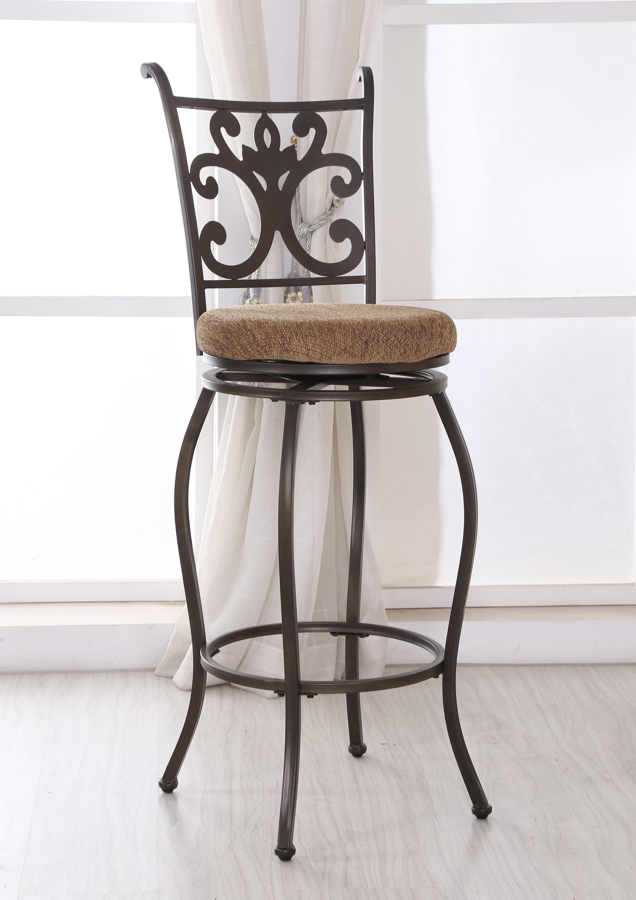 Swell Burbank Swivel Bar Stool Uwap Interior Chair Design Uwaporg