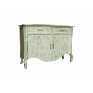 Emelia 2 Door Accent Cabinet by One Allium Way