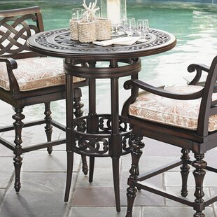 Sands Aluminum Bistro Table by Tommy Bahama Outdoor Amazing